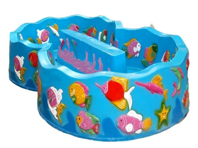 Bể câu cá, hồ câu cá M21