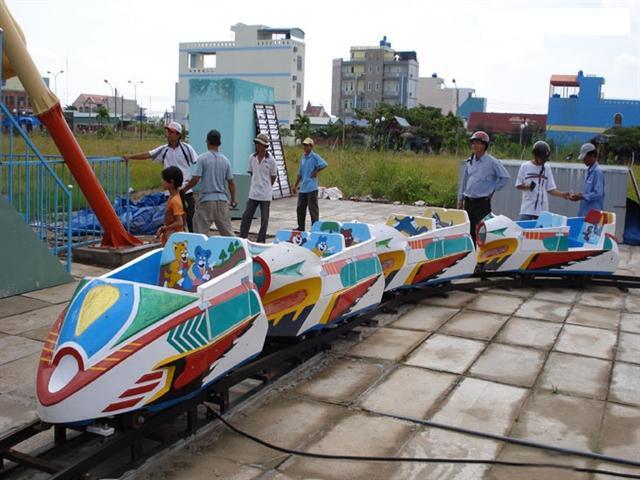 Tàu hỏa, xe lửa điện TH01